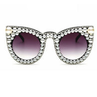 Perfect Pearls Cat Eye Sunglasses
