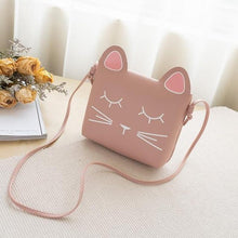 Adorable Children's Cat Crossbody Handbag