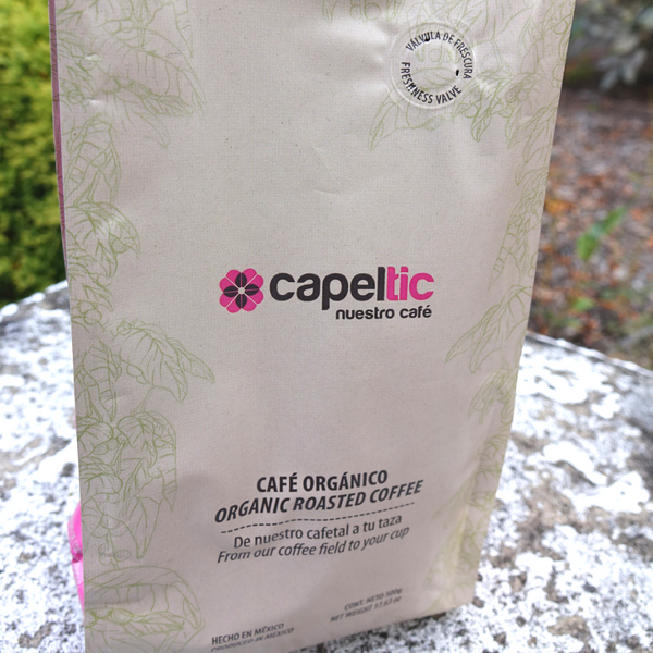 Capeltic Coffee - WHOLE BEAN