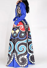 "Load image into Gallery viewer, ""Art In Motion"" Maxi Dress"