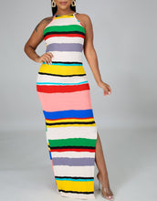 "Load image into Gallery viewer, ""Call back"" Maxi Dress"