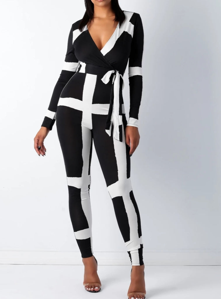 """Destiny"" Jumpsuit"