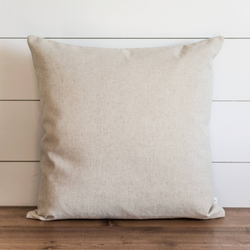 Plain Pillow Cover. - Porter Lane Home