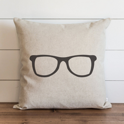 Glasses Pillow Cover. - Porter Lane Home