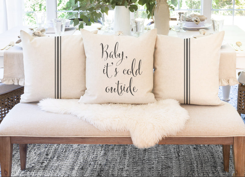 SET OF 3 Pillow Covers | Your choice of design! - Porter Lane Home