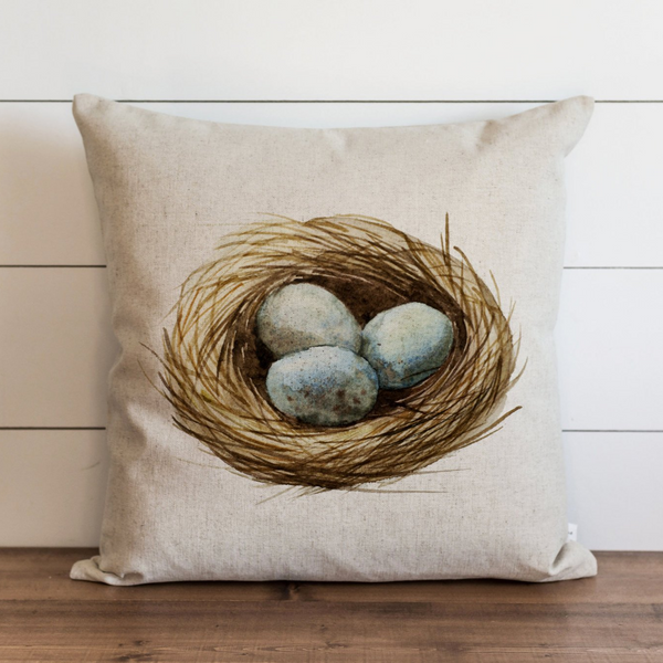 Nest Pillow Cover. - Porter Lane Home