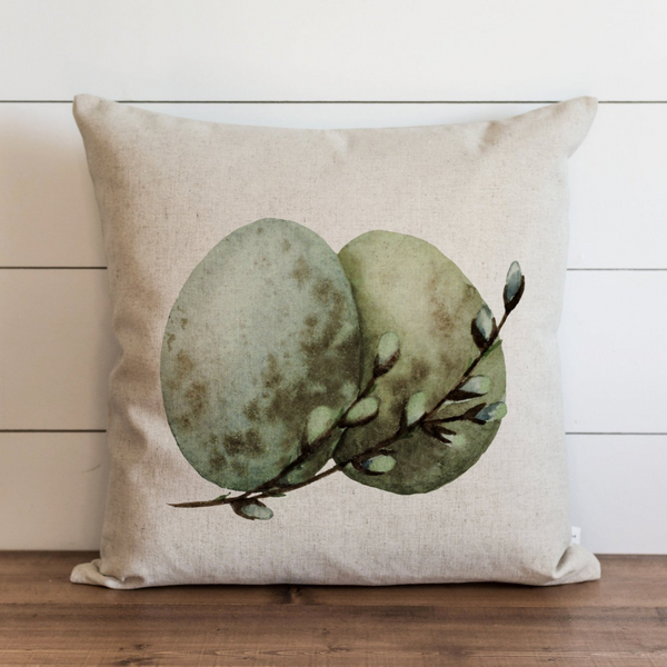 Eggs Pillow Cover. - Porter Lane Home