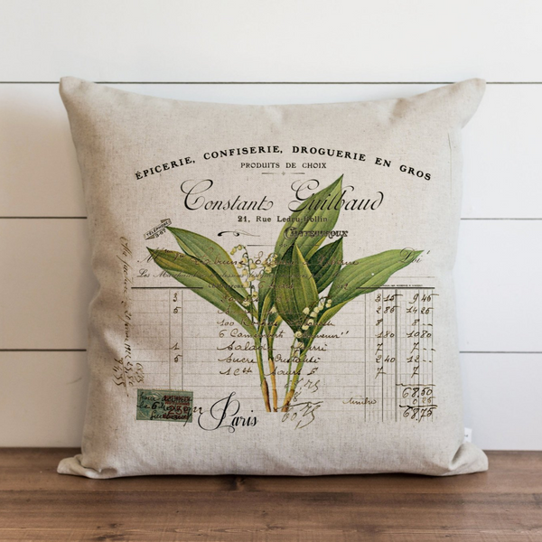 Lily Pillow Cover. - Porter Lane Home