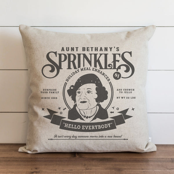 Aunt Bethany Pillow Cover. - Porter Lane Home