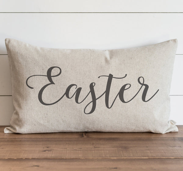 Easter Pillow Cover. - Porter Lane Home