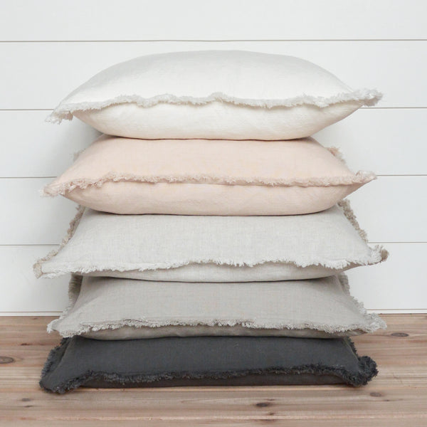 Fringe Pillow Cover - Porter Lane Home