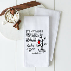 CB Christmas Tea Towel