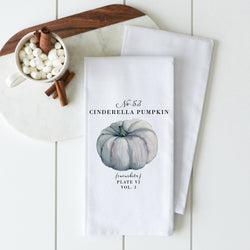 Botanical Cinderella Tea Towel