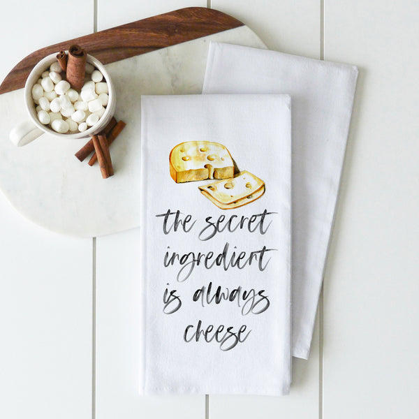 Secret Ingredient Tea Towel