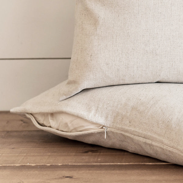 Grain Stripe Pillow Cover - Porter Lane Home