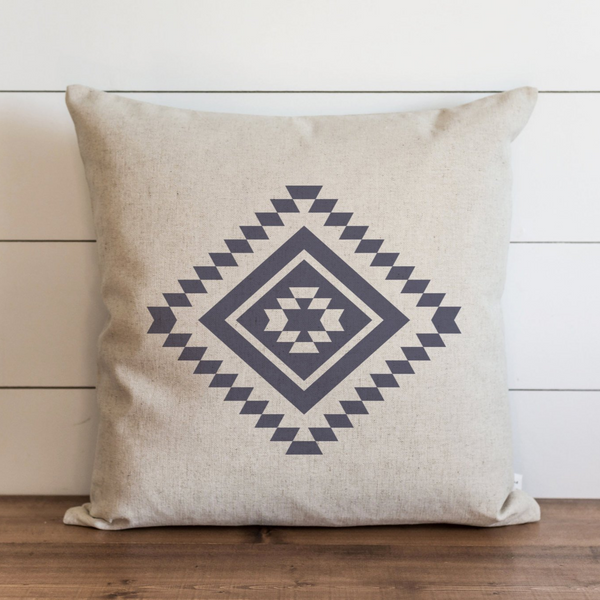 Aztec Pillow Cover. - Porter Lane Home
