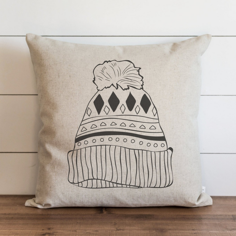 Hat Pillow Cover. - Porter Lane Home