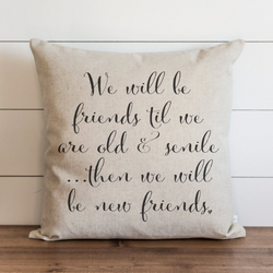 New Friends Pillow Cover. - Porter Lane Home