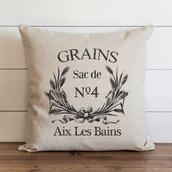 Grains Pillow Cover. - Porter Lane Home