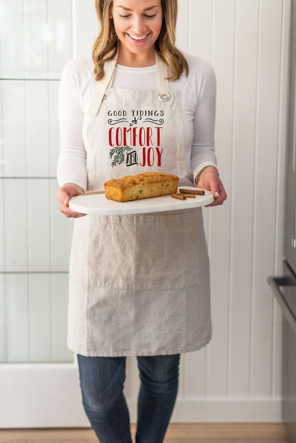 Comfort & Joy Apron - Porter Lane Home