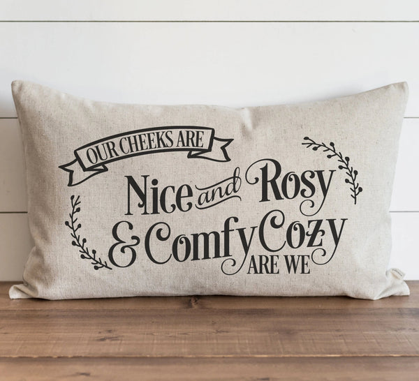 Comfy & Cozy Pillow Cover. - Porter Lane Home
