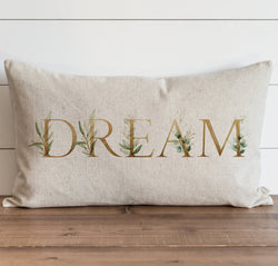 Dream Pillow Cover. - Porter Lane Home