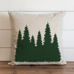 Forest Pillow Cover. - Porter Lane Home