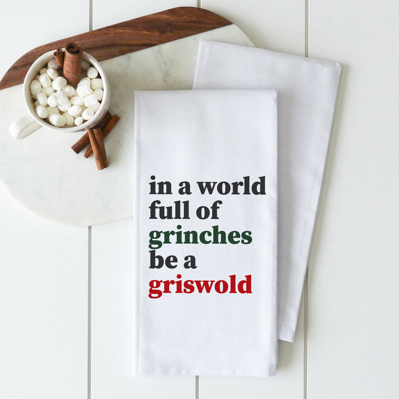Be a Griswold Tea Towel