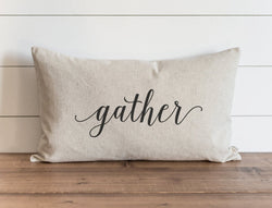 Gather Pillow Cover. - Porter Lane Home