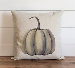 Pumpkin Pillow Cover {Style 1} - Porter Lane Home