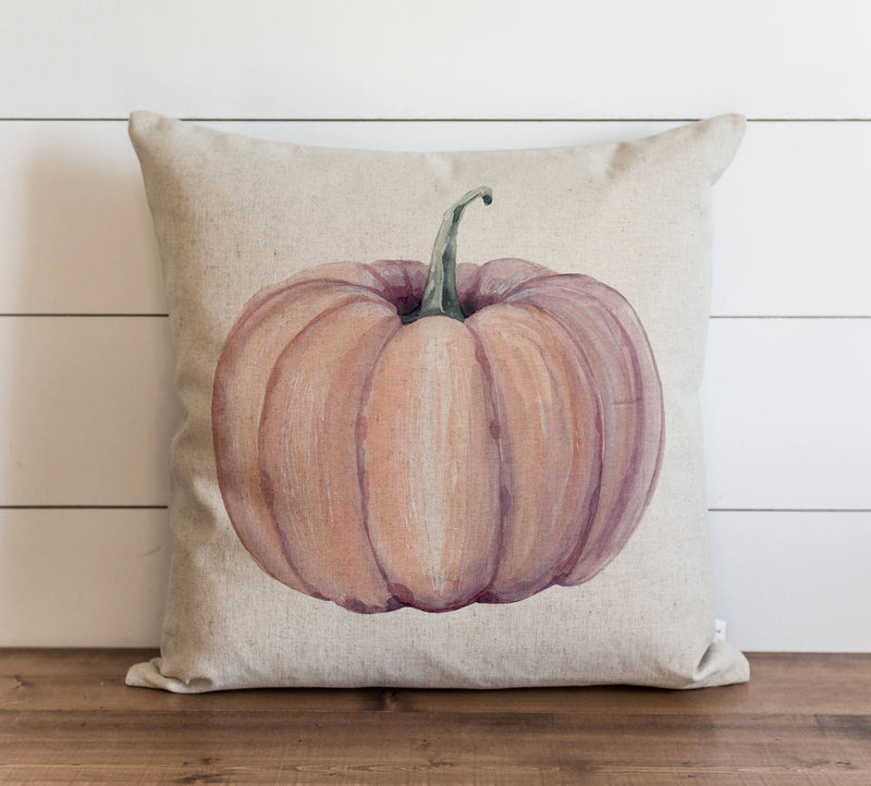 Pumpkin Pillow Cover {Style 3} - Porter Lane Home