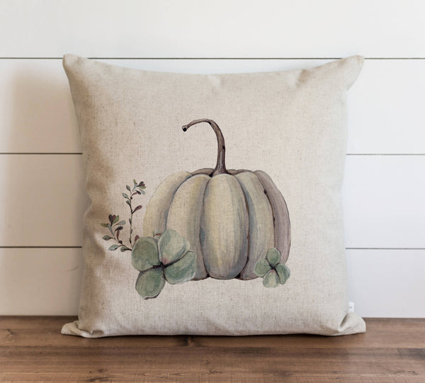 Pumpkin Pillow Cover {Style 5} - Porter Lane Home