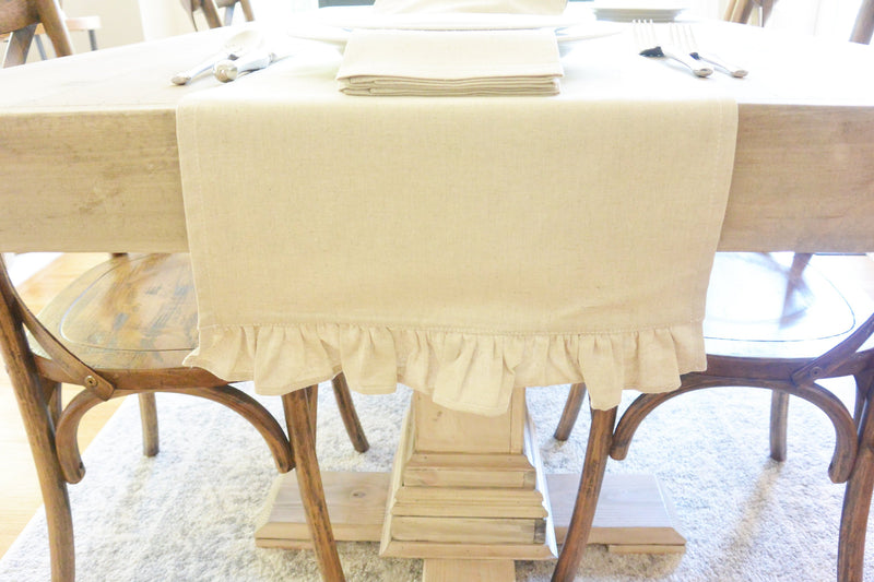 Give Thanks With a Grateful Heart Table Runner - Porter Lane Home