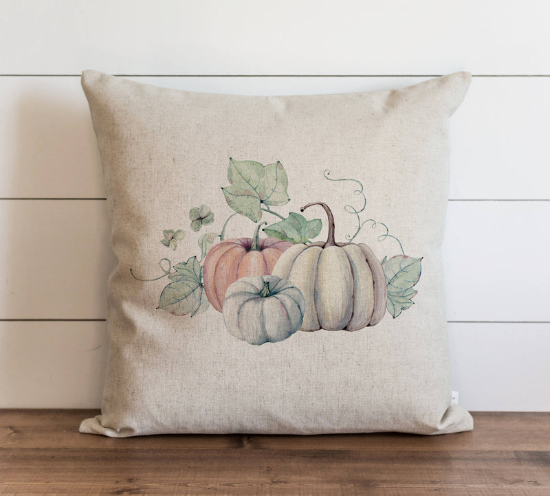 Pumpkin Pillow Cover {Style 6} - Porter Lane Home
