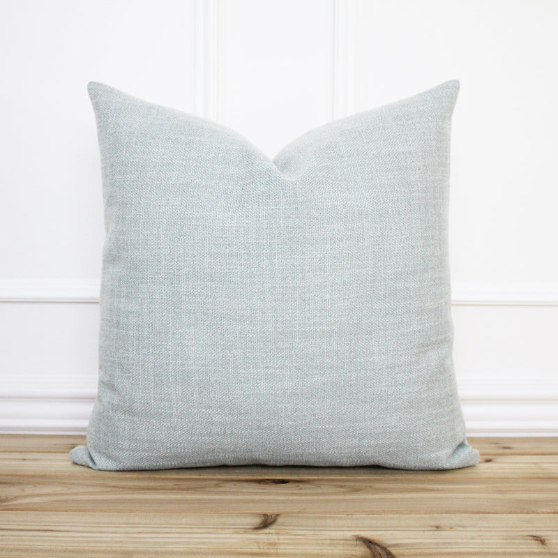Seafoam Green Pillow Cover
