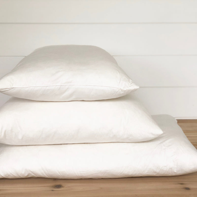 Poly Pillow Insert - Porter Lane Home