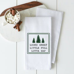 Lotta Sap Tea Towel