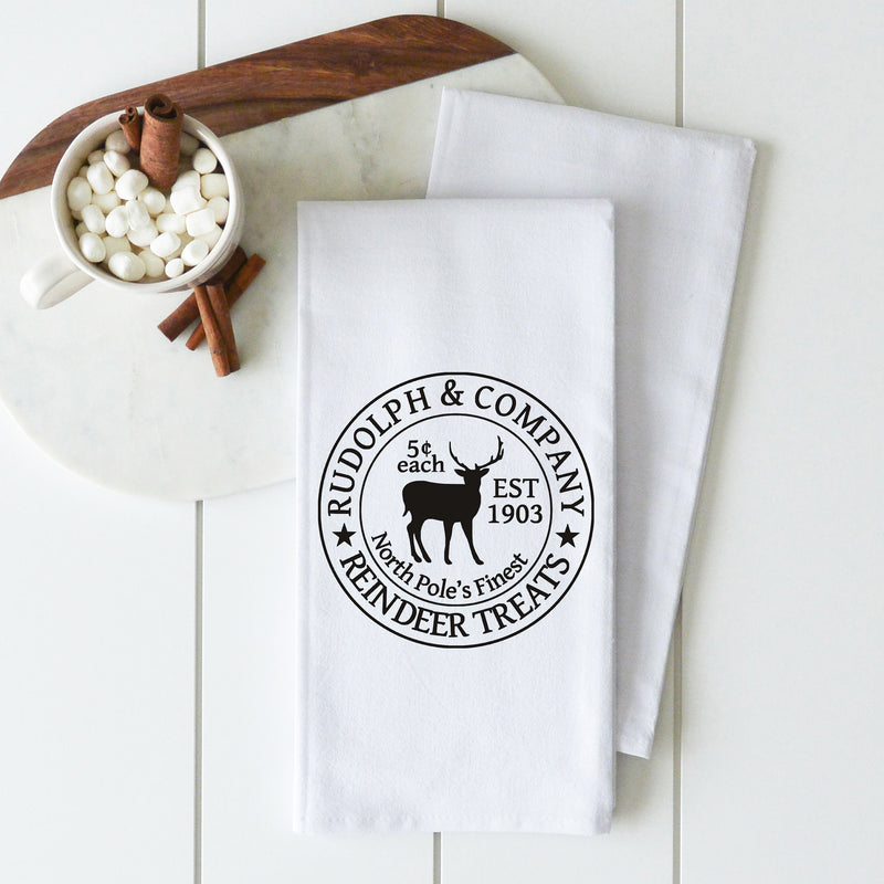 Rudolph & Co. Tea Towel