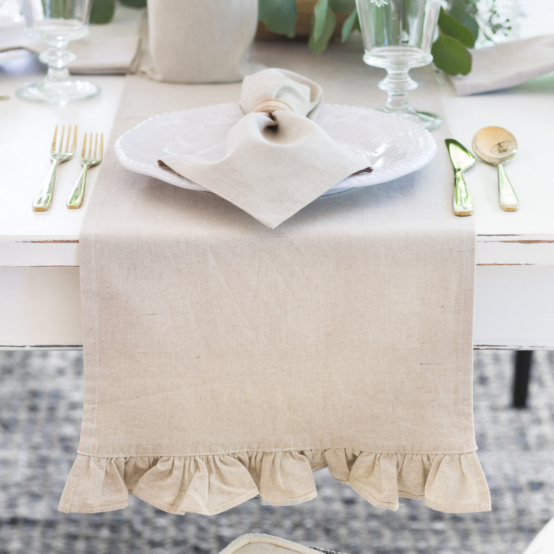 Custom Last Name Table Runner - Porter Lane Home