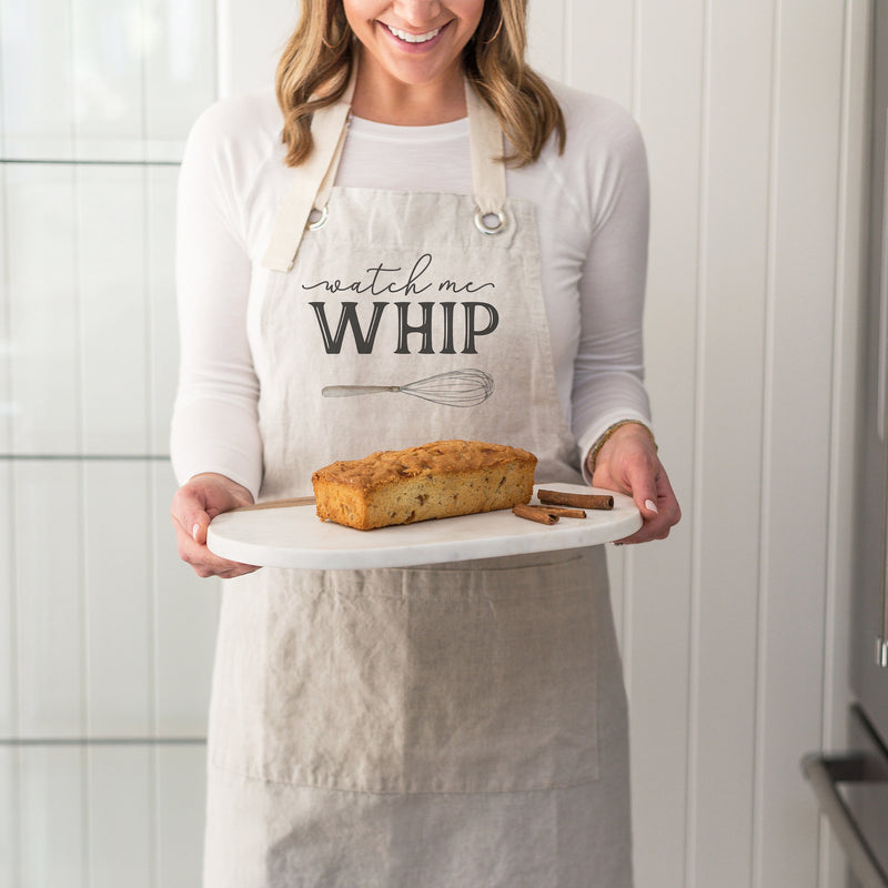 Watch Me Whip Apron - Porter Lane Home
