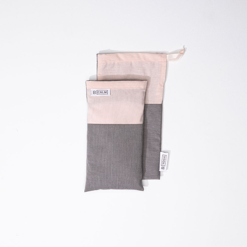 B CALM Eye Pillow w. Storage Bag