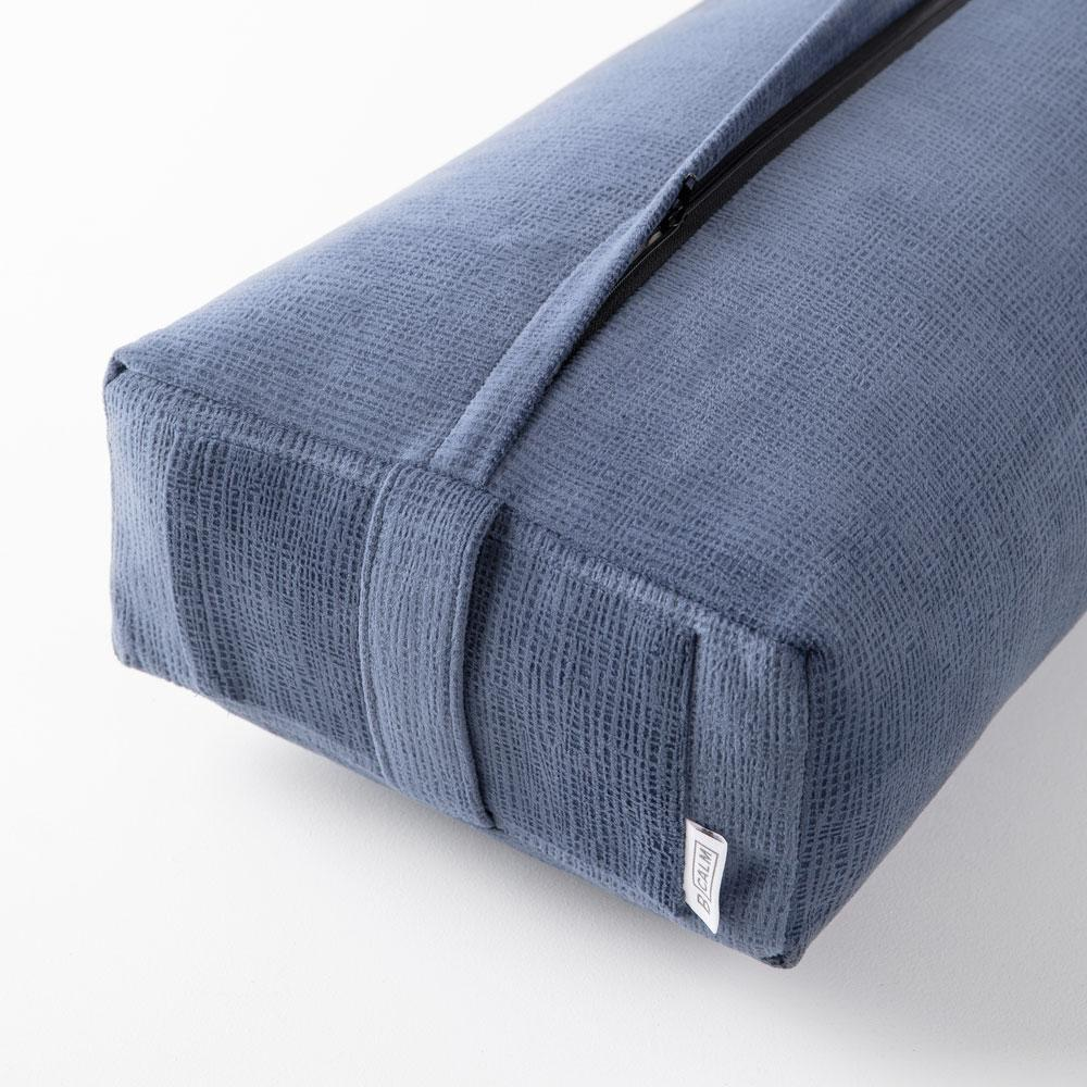 The Calm Bolster - Royal Suede