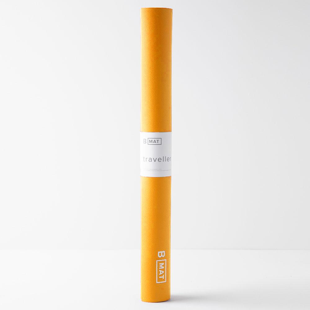 The B MAT Traveller 2mm - Saffron