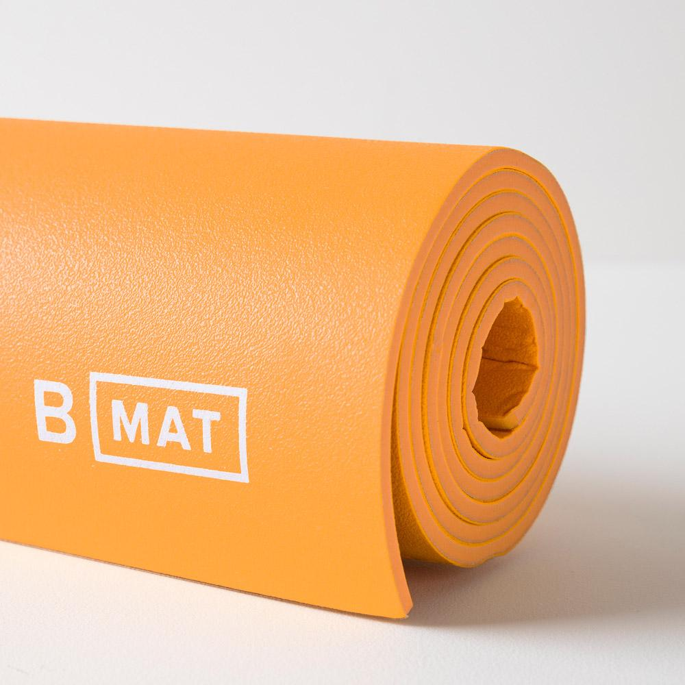 The B MAT Strong 6mm  - Saffron