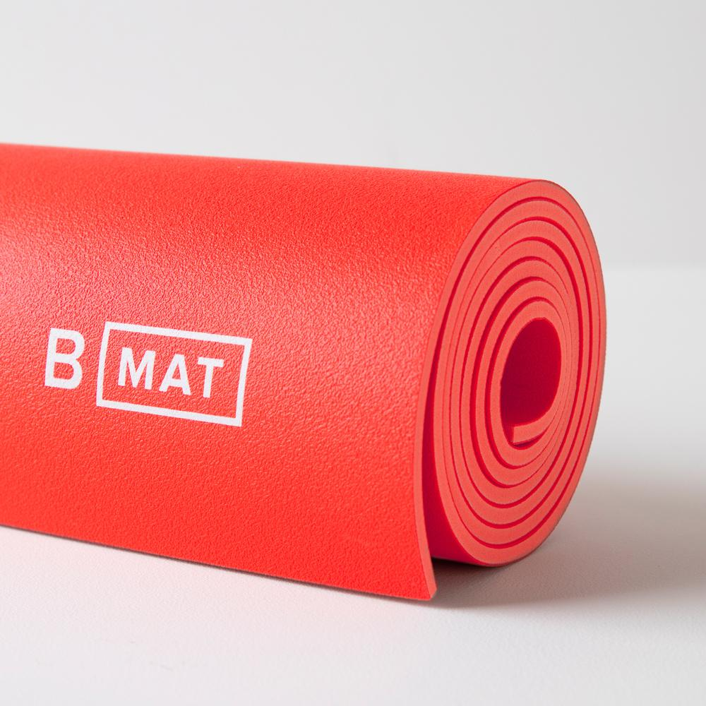 The B MAT Strong Long 6mm - Sunrise Red