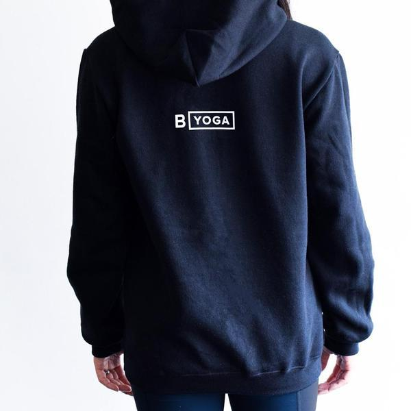 The Warm Hoodie - Unisex - Black