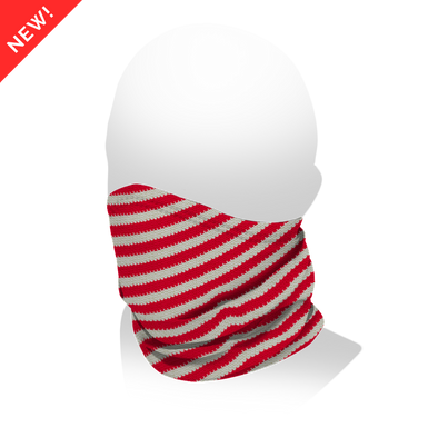GrooveGaiter Mini - Candy Stripes
