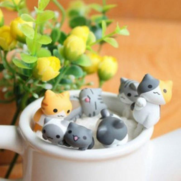 FREE - Cute Cat Universal Phone Dust Plug