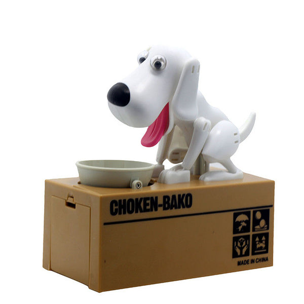 Dog Coin Bank - Free Shipping!