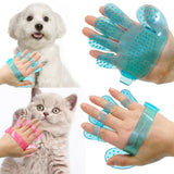 Pet Grooming and Massaging Bath Glove – FREE Shipping